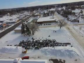 Drone Rally shot